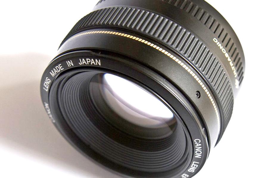 単焦点レンズ