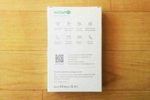 iWOWNfit-i6-pro箱の背面