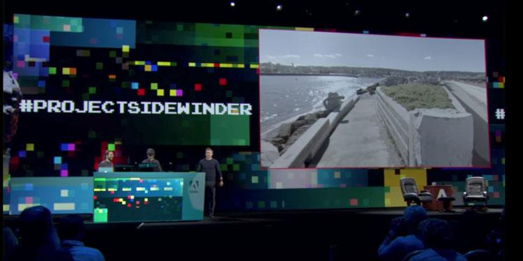 Adobe-sensei-ProjectSidewindeキャプチャ