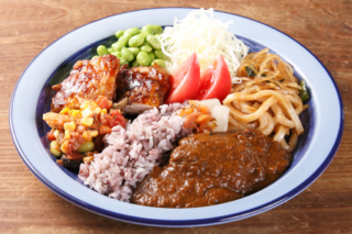 カレーの料理写真