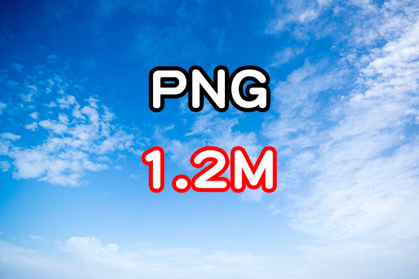 File size png