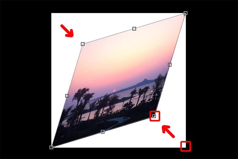 Photoshopで画像を拡大・縮小する方法