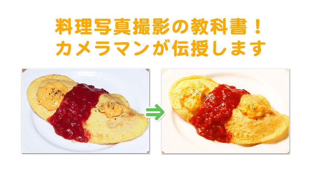料理写真撮影の教科書