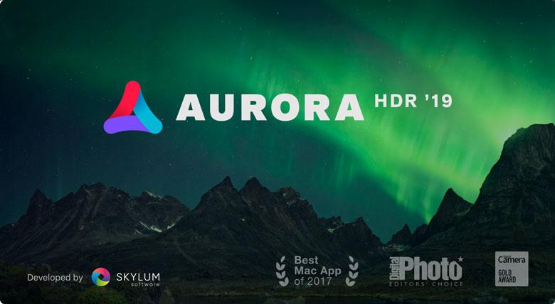 Aurora HDR 2019とは