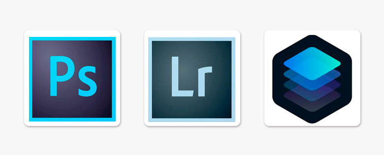 写真レタッチソフトの紹介
